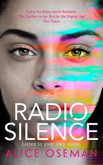Radio Silence By Alice Oseman ( YA Staff Picks )