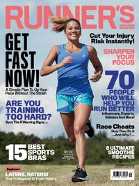Runner's World digital magazine