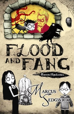 Flood and Fang (Nenagh 7-9 year old bookclub)