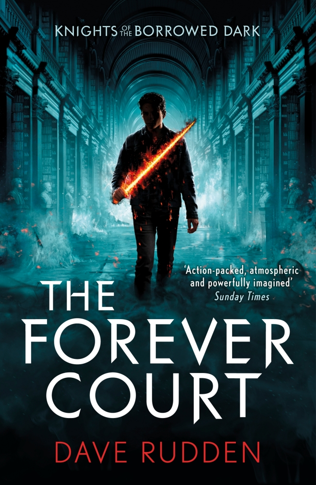 Thurles:  Book Club Review Of Knights Of The Borrowed Dark By Dave Rudden