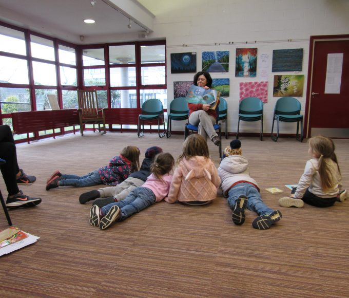 Nenagh Library Storytime