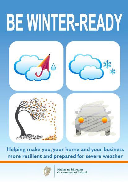 Be Winter Ready!
