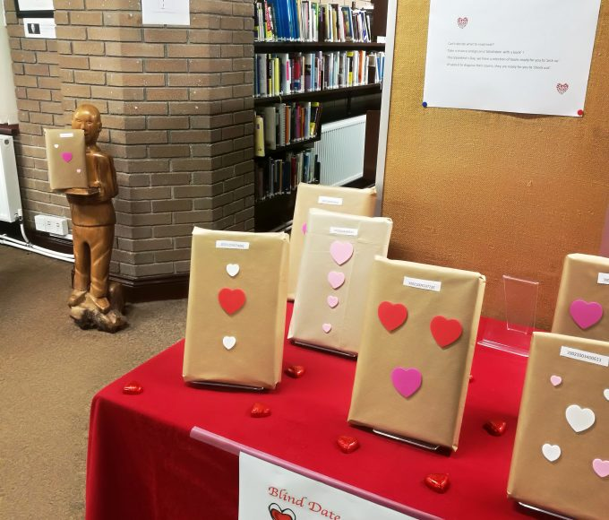Its Not Too Late..try A Blind Date With A Book In Roscrea Library