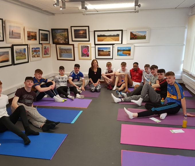 Pilates For The ( Not So ) Petrified In Carrick On Suir Library