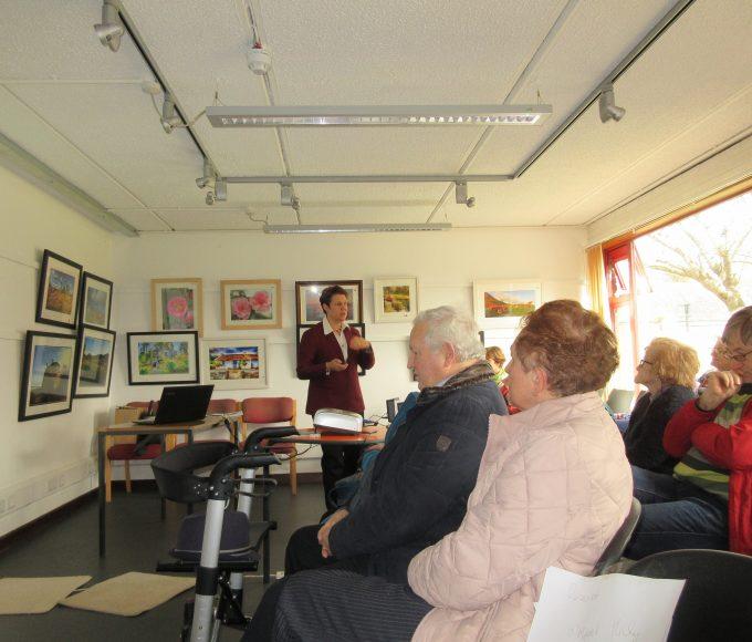 Carrick-on-Suir Library: Dementia Talk