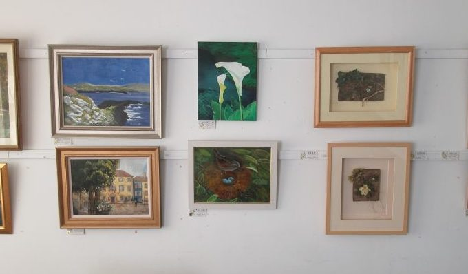 Carrick-on-Suir Library: South Tipperary Arts Group Exhibition