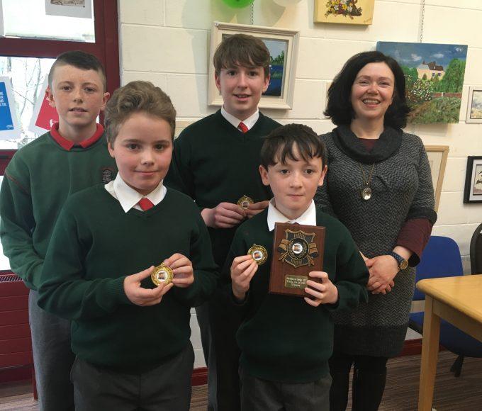 Seachtain Na Gaeilge 2018: Trath Na GCeist In Nenagh Library