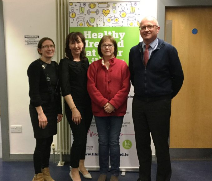 Cashel: Dementia Awareness Evening For Healthy Ireland