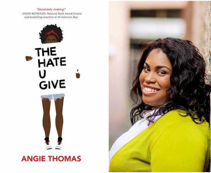 Thurles: The Hate U Give (THUG) By Angie Thomas