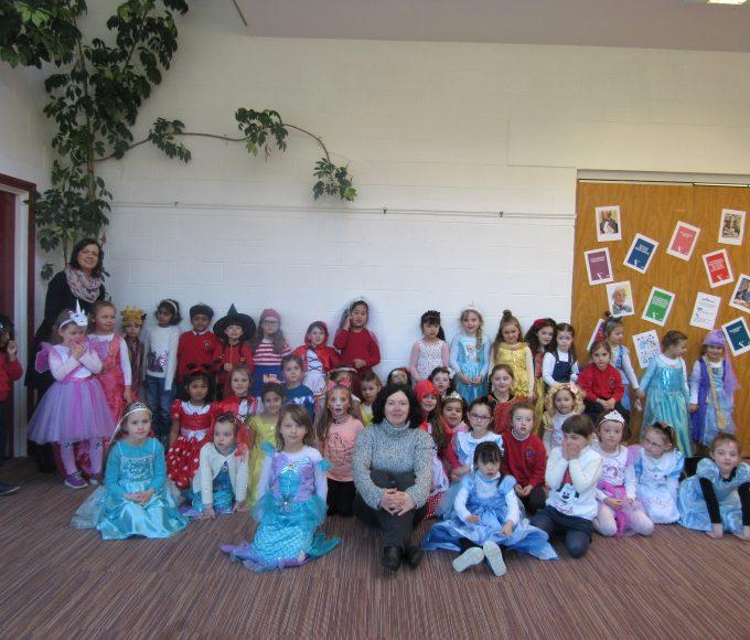 Nenagh Library Celebrates World Book Day