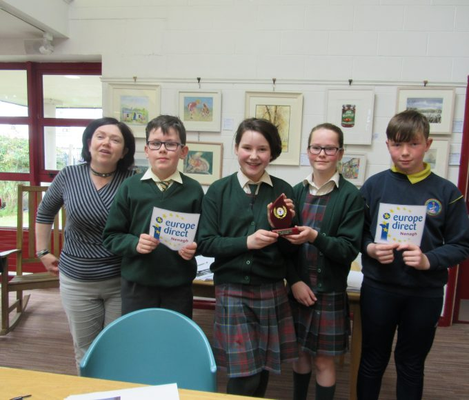 Table Quiz To Celebrate Europe Day In Nenagh Library