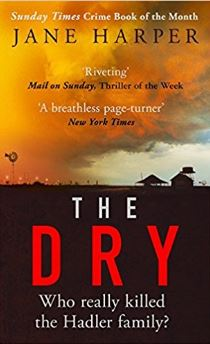 The Dry By Jane Harper (Carrick Adult Bookclub)