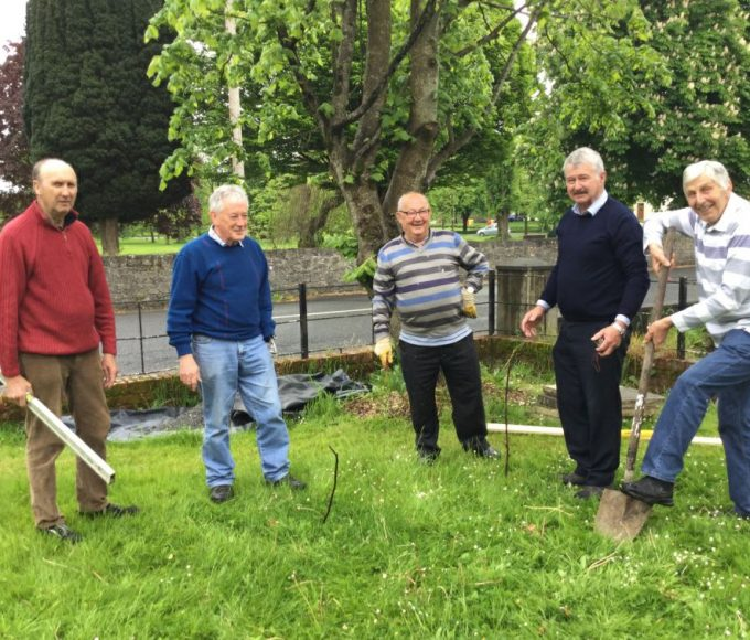 Carrick's Insect Hotel Construction Under Way