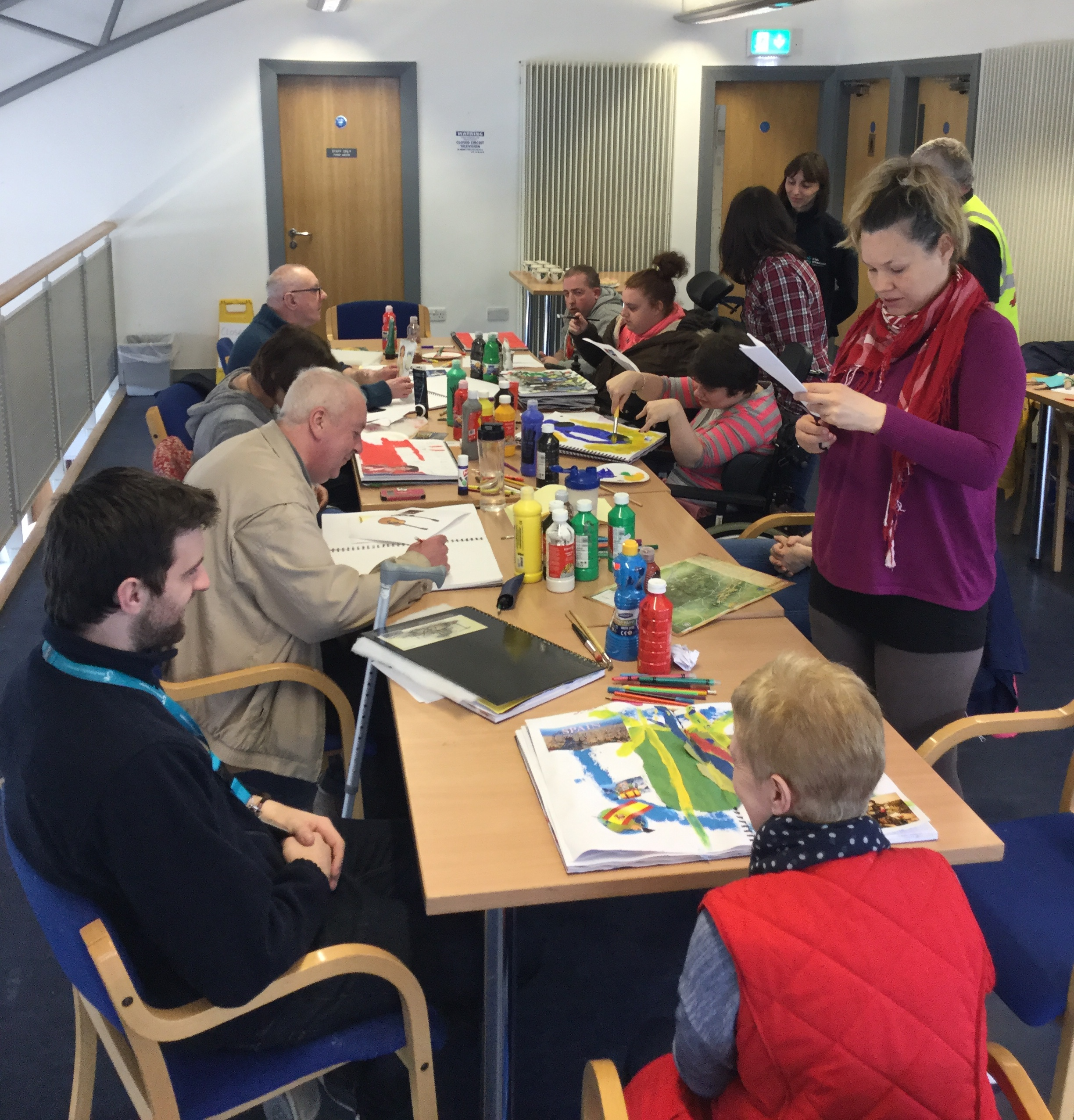 Growing Imaginations Continues In Cashel Library
