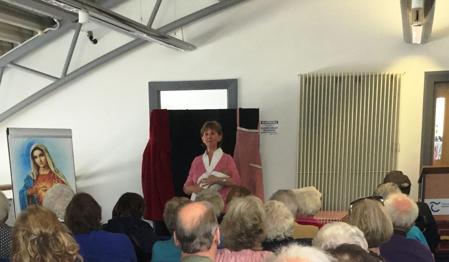 """""""The Six Marys"""" At Cashel Library"""
