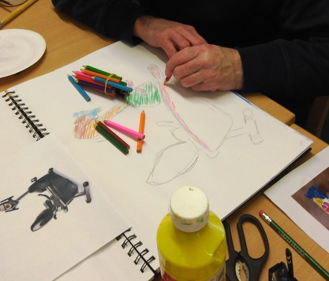 Growing Imaginations In Cashel Library