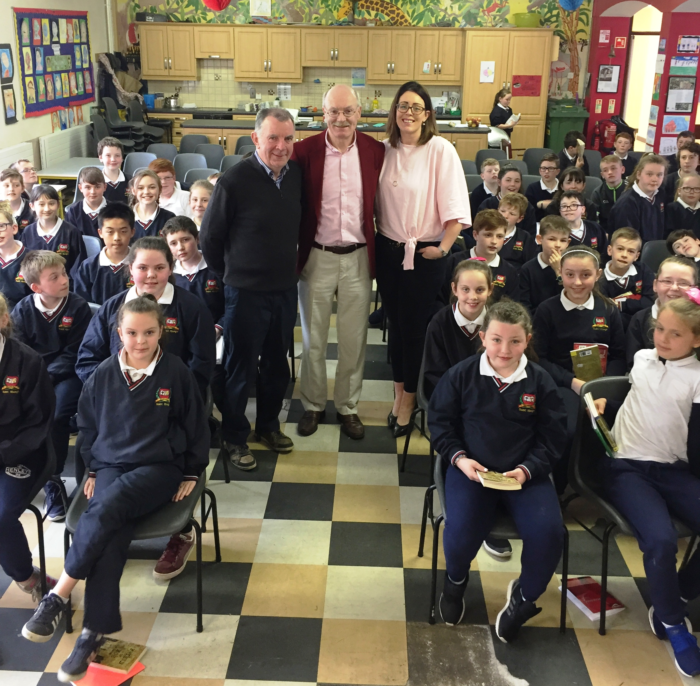 Killenaule One Book One Community Welcomes Author Brian Gallagher