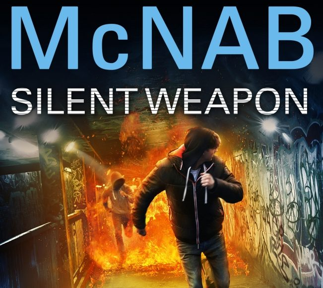 Silent Weapon; Andy McNab