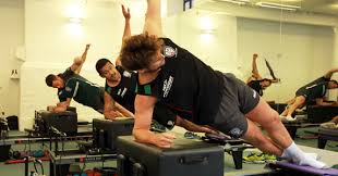 Carrick-on-Suir Library: Pilates For Men