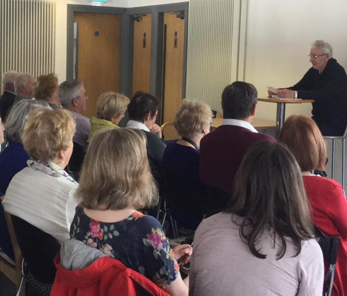 Bealtaine Poetry Morning In Cashel Library