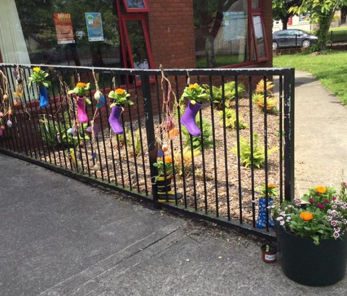Carrick Library's Pollinator Project