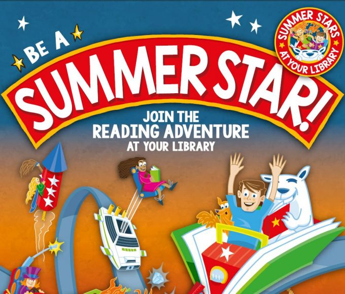 Be A Summer Star At Carrick Library