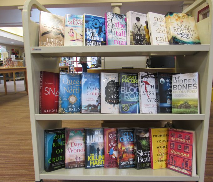 New Books In Nenagh Library