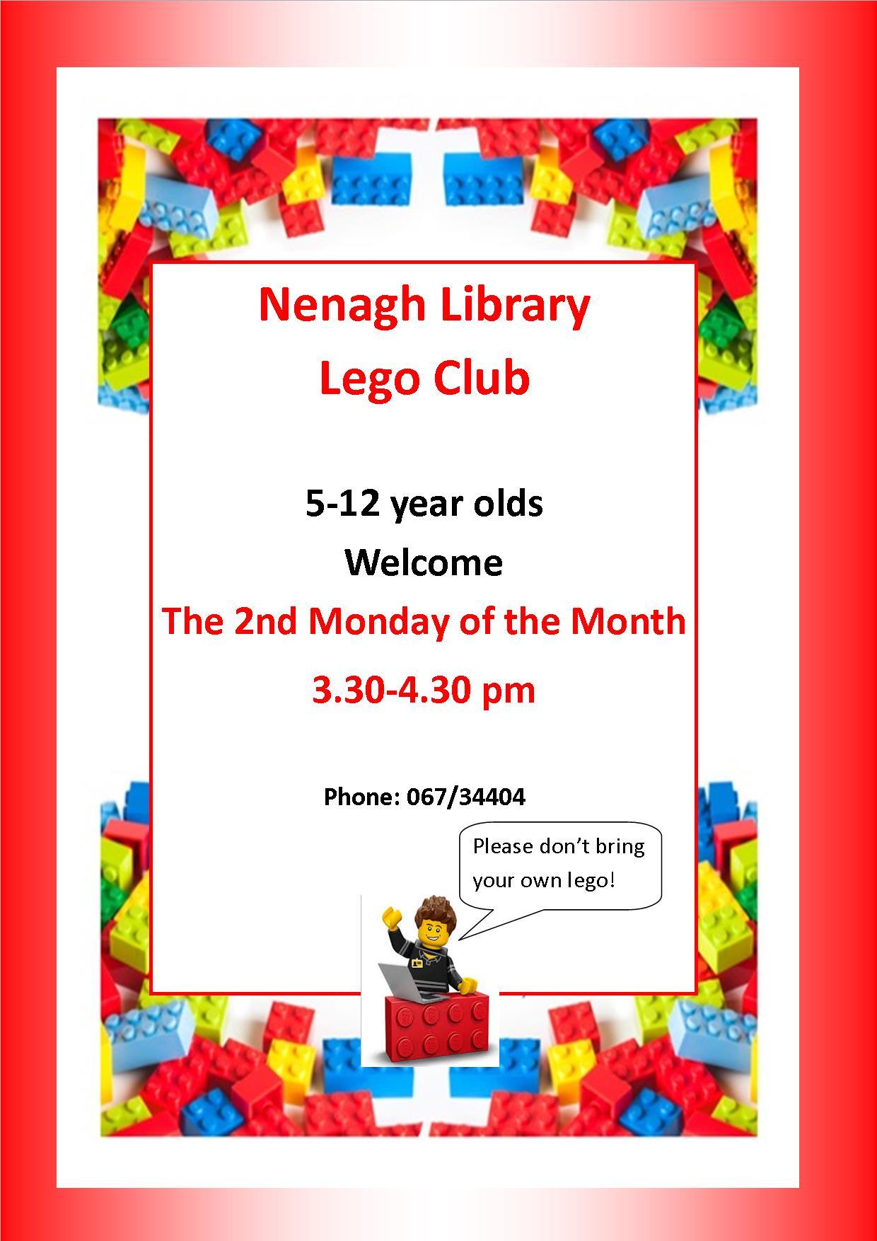 Nenagh Lego