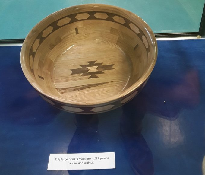 Templemore Library – Exhibition Of Segmented Wood Turning By Martin Ryan