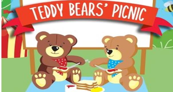 Thurles Library Teddy Bear Picnic