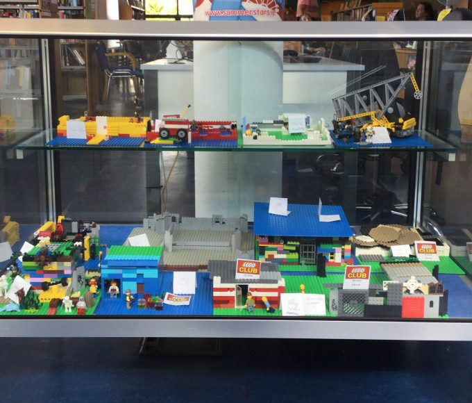 Cashel Library's First Lego Club