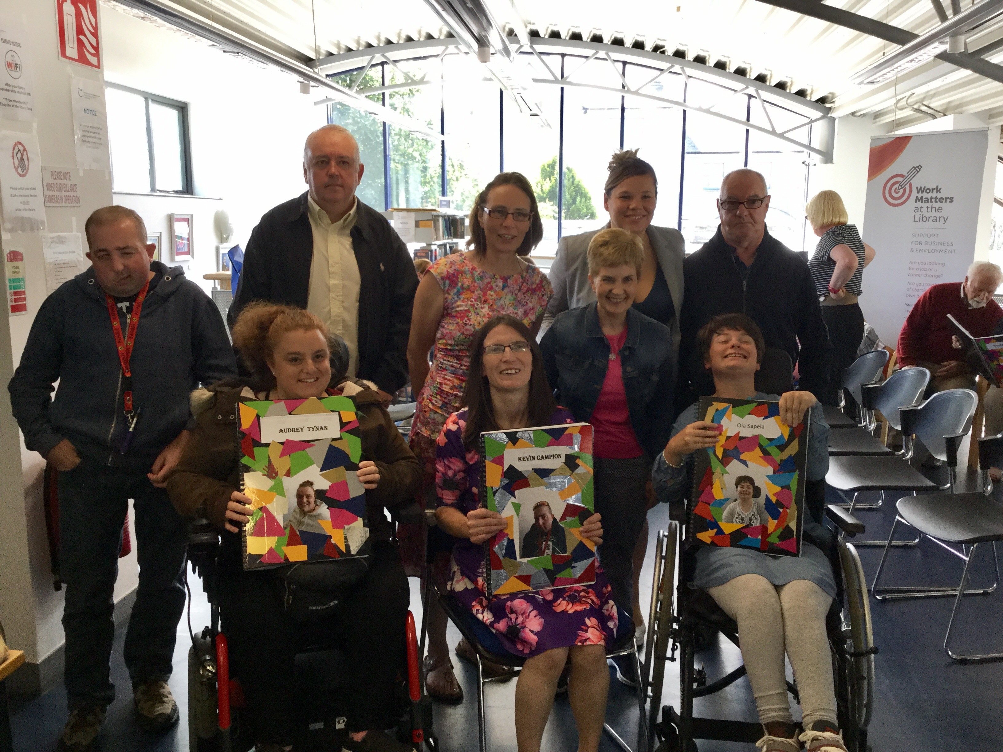 Launch Of Growing Imaginations In Cashel Library