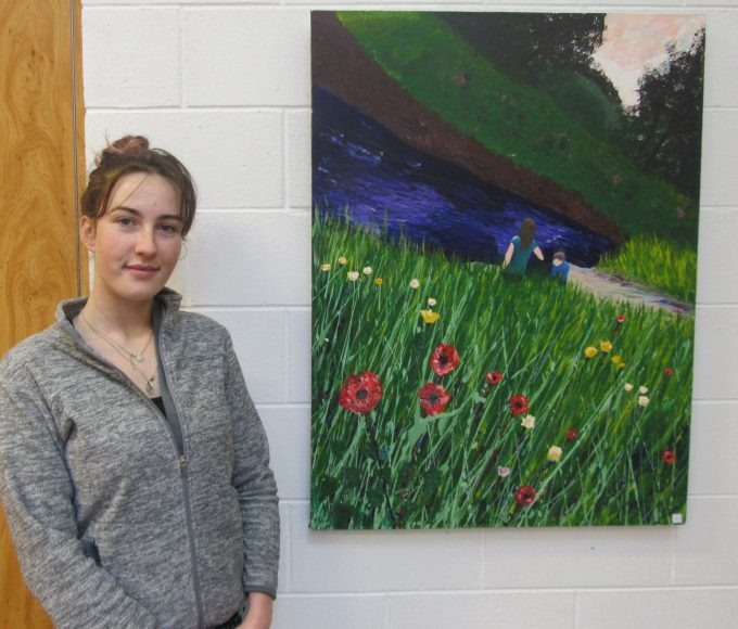 Emma Cleary September Exhibition: Nenagh Library