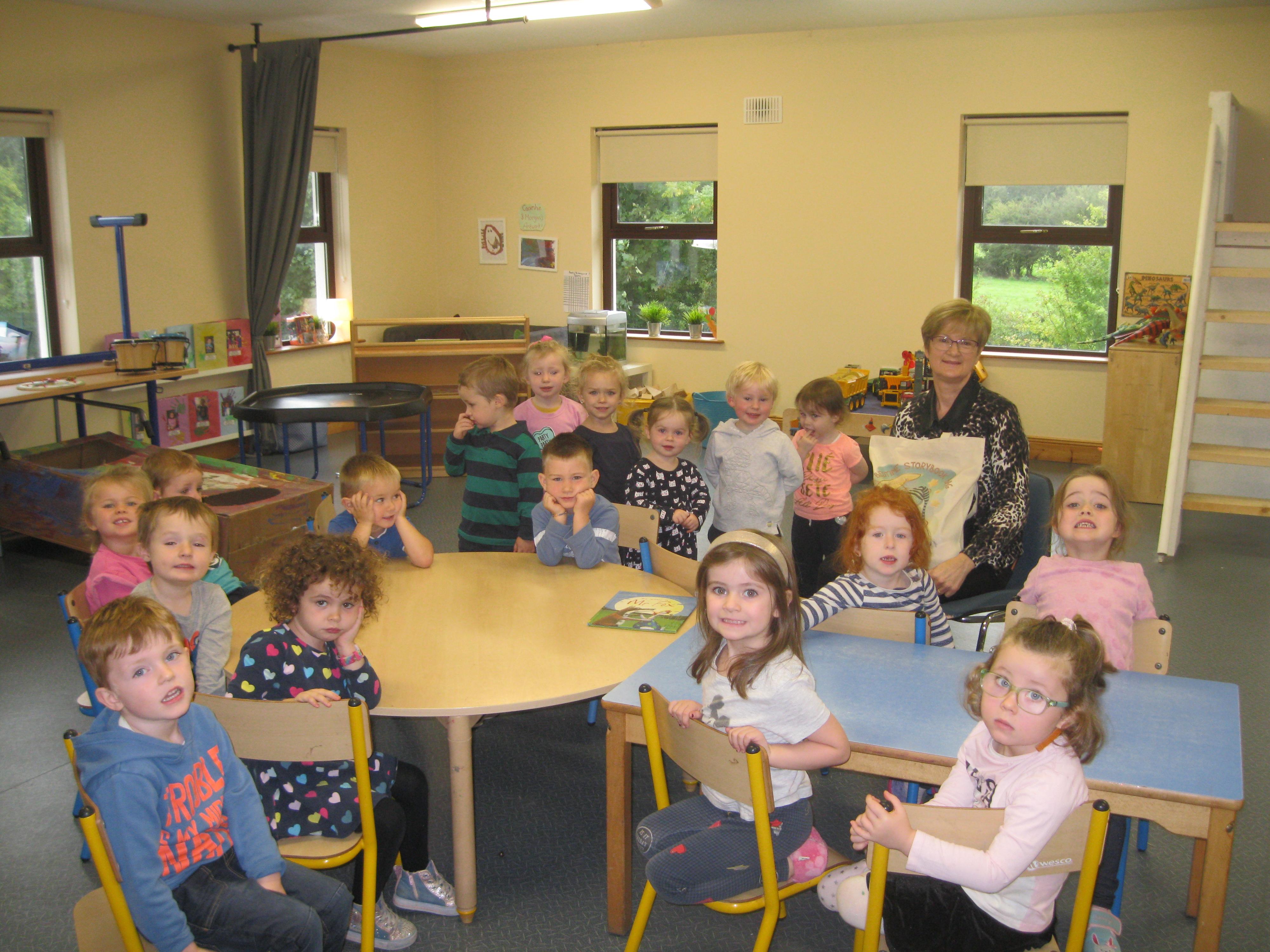 Ballyporeen Pre-School