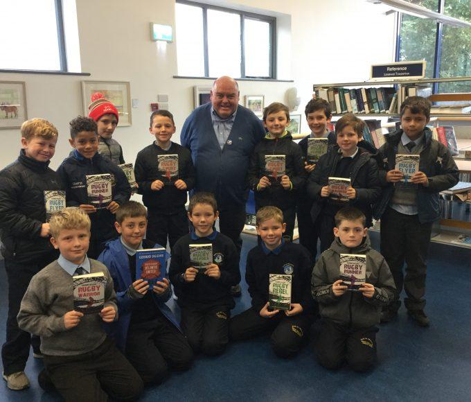 Cashel: Children's Book Festival With Gerard Siggins