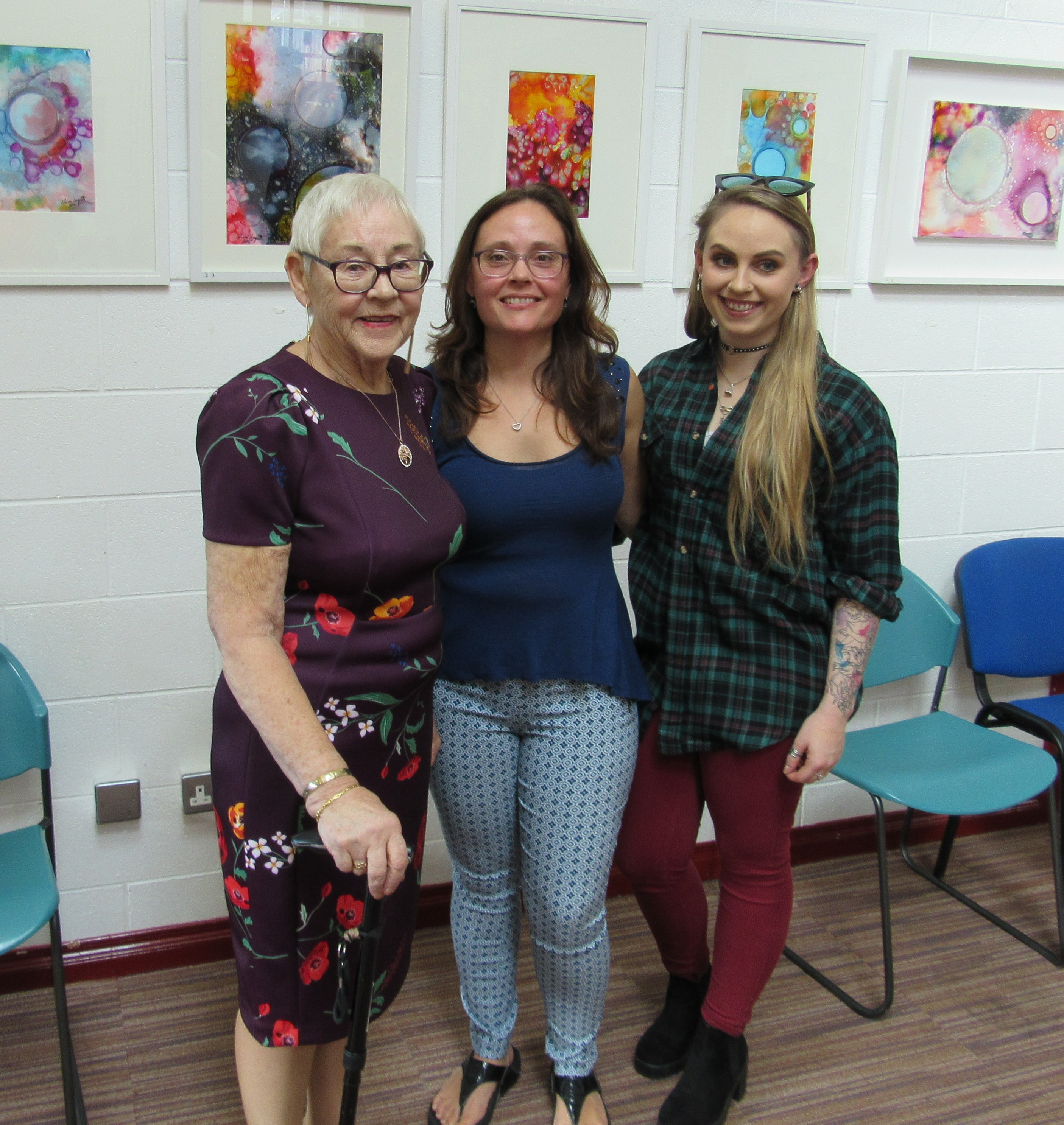 """""""Generations"""" An Exhibition In Nenagh Library"""