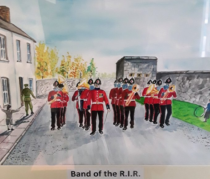 Impressions Of Templemore's Military History – An Exhibition By Joe Barry