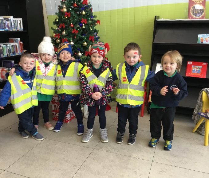 Busy, Busy Story-time Visits In Thurles Library