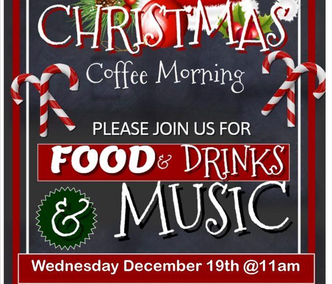 Cashel: Christmas Coffee Morning