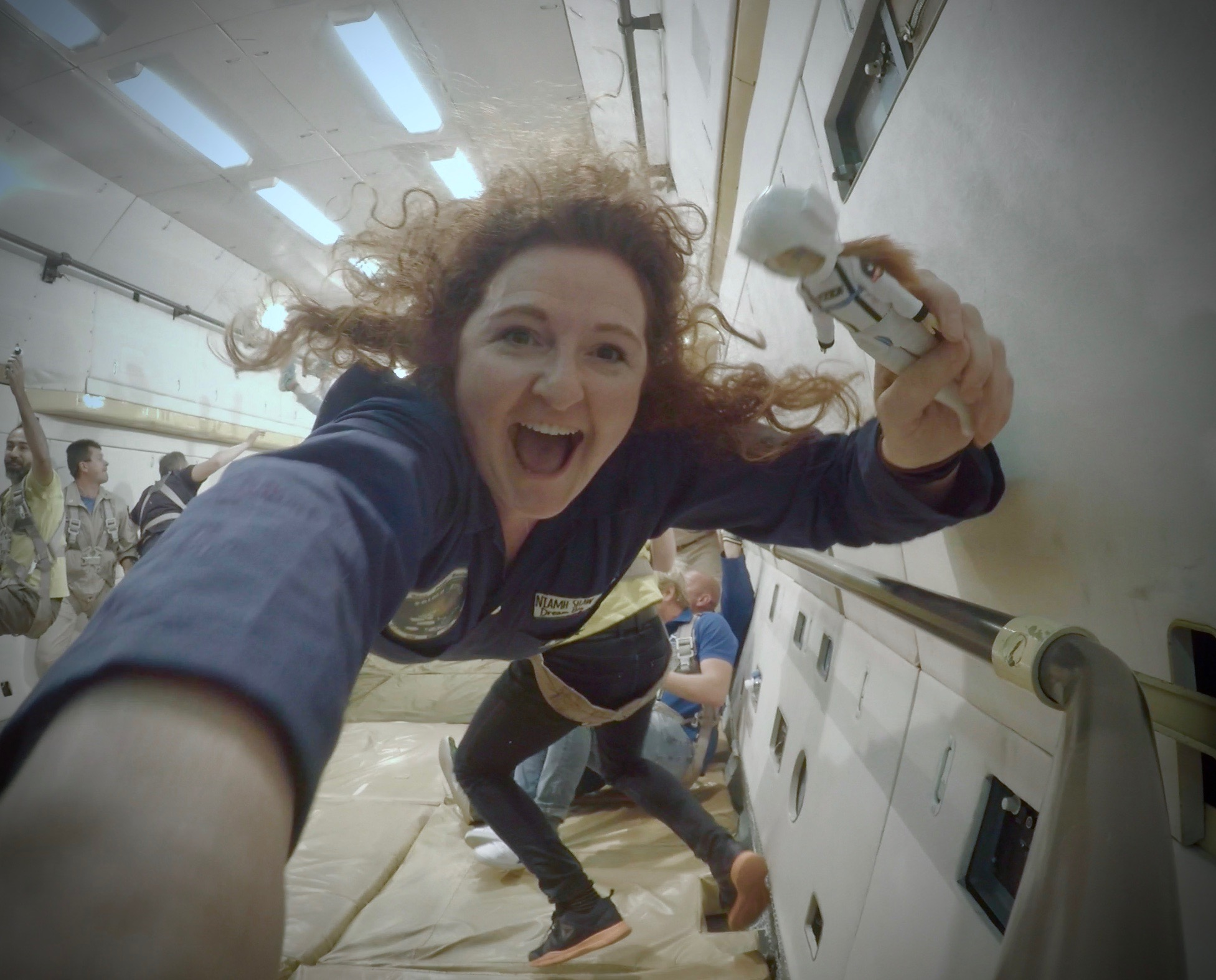 Niamh Shaw Wants To Go To Space: What It Takes To Make The Impossible, Possible