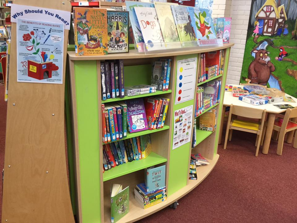 New Books In Carrick Library!
