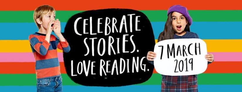 World Book Day Story-time In Thurles Library