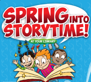 Spring Into Story-time In Thurles Library