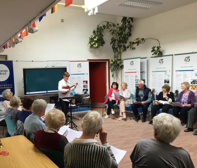 Successful Bealtaine In Nenagh Library
