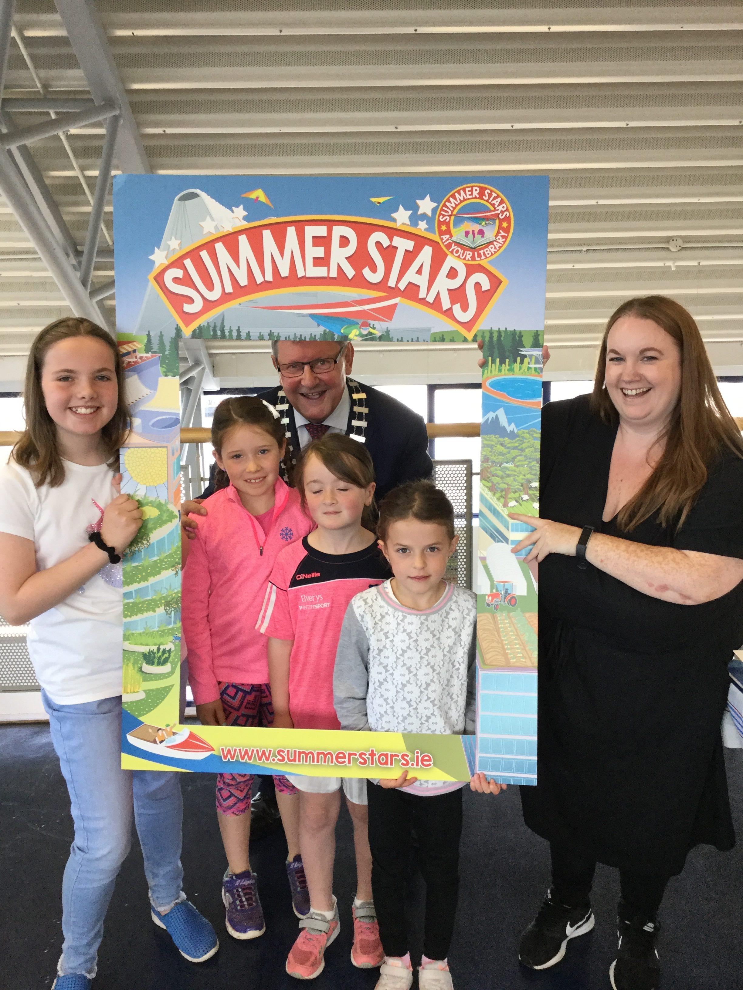 Cashel: Summer Stars 2019
