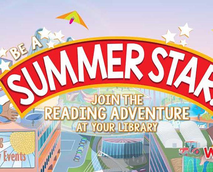 Summer Stars – Thurles Library