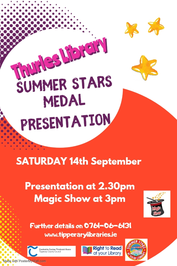 Thurles Summer Stars Party!