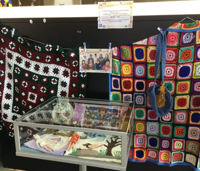 Littleton Community Group Needlework Exhibition At Thurles Library
