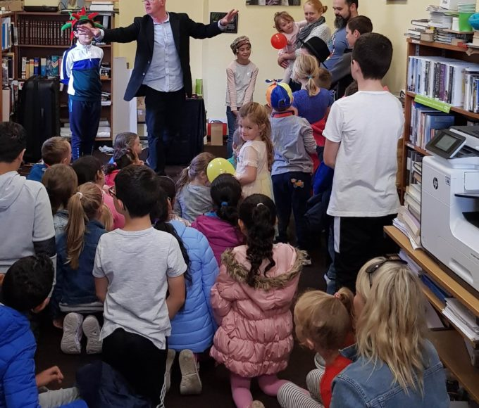 Cahir Summer Reading Party