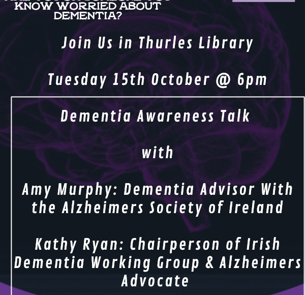 Dementia Awareness Talk In Thurles Library